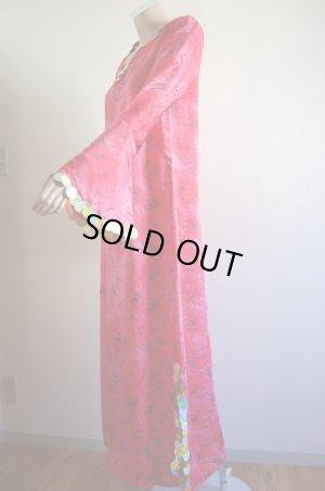 画像3: Hanineオリジナルバラディドレス(ヒップスカーフ&ヘッドスカーフ付き)
