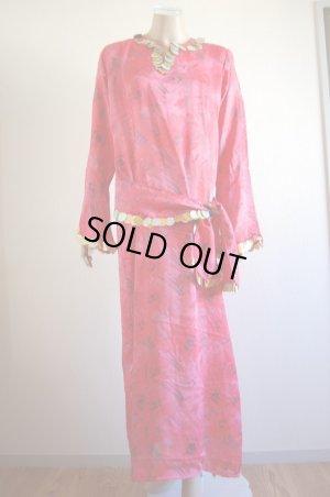 画像1: Hanineオリジナルバラディドレス(ヒップスカーフ&ヘッドスカーフ付き)